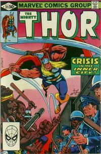 Cover Thumbnail for Thor (Marvel, 1966 series) #311 [Direct Edition]