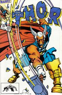 Cover Thumbnail for Thor (Marvel, 1966 series) #337 [Direct]