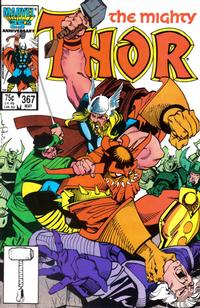 Cover Thumbnail for Thor (Marvel, 1966 series) #367