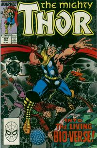 Cover Thumbnail for Thor (Marvel, 1966 series) #407