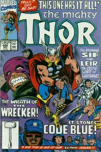 Cover Thumbnail for Thor (Marvel, 1966 series) #426 [Direct Edition]