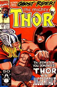 Cover Thumbnail for Thor (Marvel, 1966 series) #429 [Direct]
