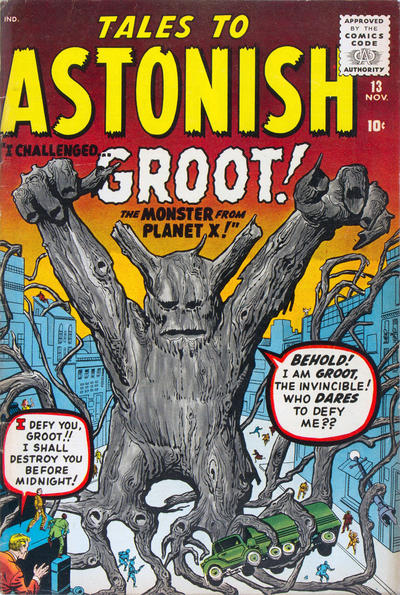 Cover for Tales to Astonish (Marvel, 1959 series) #13