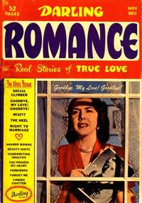 Cover Thumbnail for Darling Romance (Archie, 1949 series) #2