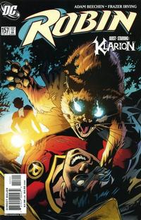 Cover Thumbnail for Robin (DC, 1993 series) #157