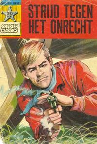 Cover Thumbnail for Sheriff Classics (Classics/Williams, 1964 series) #901