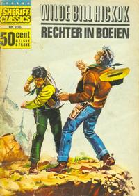Cover Thumbnail for Sheriff Classics (Classics/Williams, 1964 series) #936
