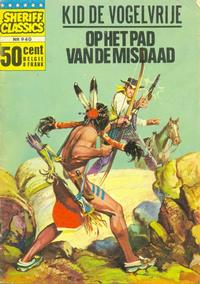 Cover Thumbnail for Sheriff Classics (Classics/Williams, 1964 series) #940