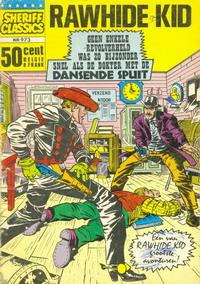 Cover Thumbnail for Sheriff Classics (Classics/Williams, 1964 series) #973