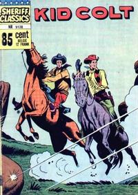 Cover for Sheriff Classics (1964 series) #9138