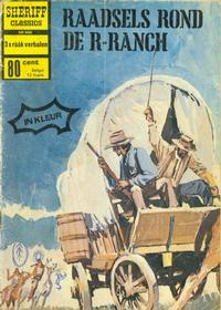 Cover Thumbnail for Sheriff Classics (Classics/Williams, 1964 series) #9166