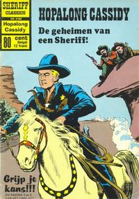 Cover Thumbnail for Sheriff Classics (Classics/Williams, 1964 series) #9184