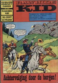 Cover Thumbnail for Sheriff Classics (Classics/Williams, 1964 series) #9205