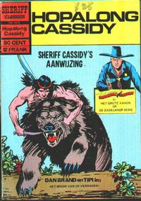 Cover Thumbnail for Sheriff Classics (Classics/Williams, 1964 series) #9214