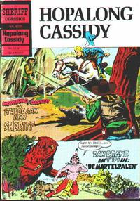 Cover Thumbnail for Sheriff Classics (Classics/Williams, 1964 series) #9220