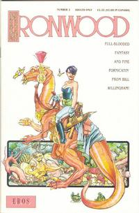 Cover Thumbnail for Ironwood (Fantagraphics, 1991 series) #2