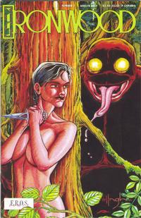 Cover Thumbnail for Ironwood (Fantagraphics, 1991 series) #7