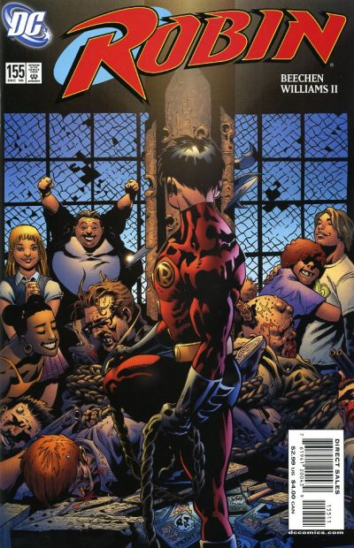 Cover for Robin (DC, 1993 series) #155
