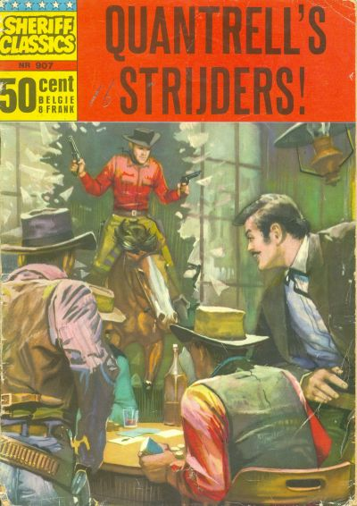 Cover for Sheriff Classics (Classics/Williams, 1964 series) #907