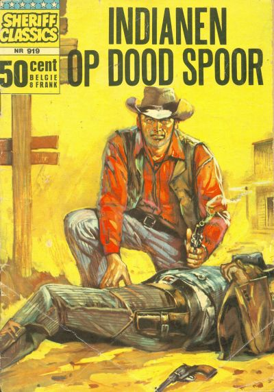 Cover for Sheriff Classics (1964 series) #919