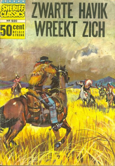 Cover for Sheriff Classics (Classics/Williams, 1964 series) #920
