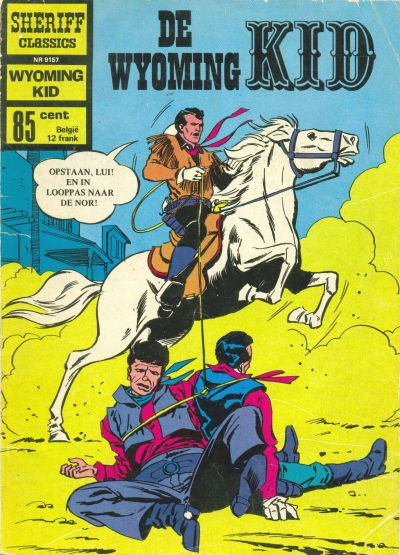 Cover for Sheriff Classics (1964 series) #9157