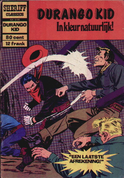Cover for Sheriff Classics (1964 series) #9195