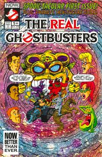 Cover Thumbnail for The Real Ghostbusters (Now, 1991 series) #1