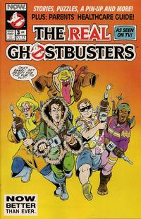 Cover Thumbnail for The Real Ghostbusters (Now, 1991 series) #3