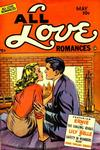Cover for All Love (Ace Magazines, 1949 series) #26
