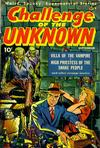 Cover for Challenge of the Unknown (Ace Magazines, 1950 series) #6