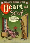 Cover for Heart and Soul (Mikeross Publications, 1954 series) #1