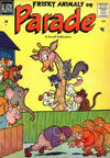 Cover for Frisky Animals on Parade (Farrell, 1957 series) #3