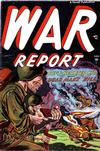 Cover for War Report (Farrell, 1952 series) #2