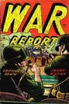 Cover for War Report (Farrell, 1952 series) #4