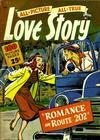 Cover for All Picture All True Love Story (St. John, 1952 series) #1