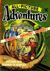 Cover for All Picture Adventure Magazine (St. John, 1952 series) #2