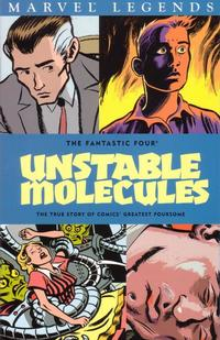 Cover Thumbnail for Fantastic Four Legends: Unstable Molecules (Marvel, 2003 series) #1