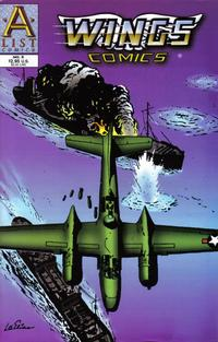 Cover Thumbnail for Wings Comics (A List Comics, 1997 series) #2