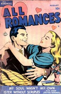 Cover Thumbnail for All Romances (Ace Magazines, 1949 series) #1