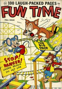 Cover for Fun Time (1953 series) #3