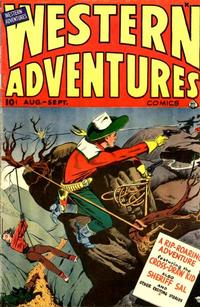 Cover Thumbnail for Western Adventures (Ace Magazines, 1948 series) #6