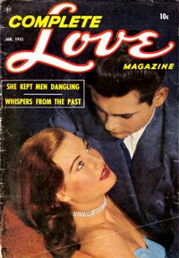 Cover Thumbnail for Complete Love Magazine (Ace Magazines, 1951 series) #v30#6 / 181