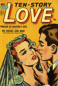 Cover Thumbnail for Ten-Story Love (Ace Magazines, 1951 series) #v30#2 [182]