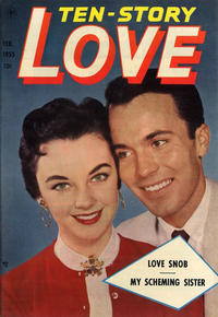 Cover Thumbnail for Ten-Story Love (Ace Magazines, 1951 series) #v35#2 / 200