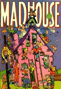 Cover Thumbnail for Madhouse (Farrell, 1954 series) #1