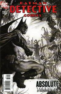 Cover Thumbnail for Detective Comics (DC, 1937 series) #835