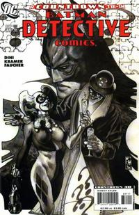 Cover Thumbnail for Detective Comics (DC, 1937 series) #837