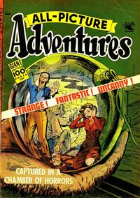 Cover Thumbnail for All Picture Adventure Magazine (St. John, 1952 series) #2