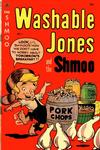 Cover for Washable Jones and the Shmoos (Toby, 1953 series) #1